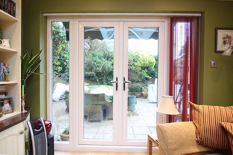 Halo-Satin-White-UPVC-Windows-French-Doors-Roof-Lantern
